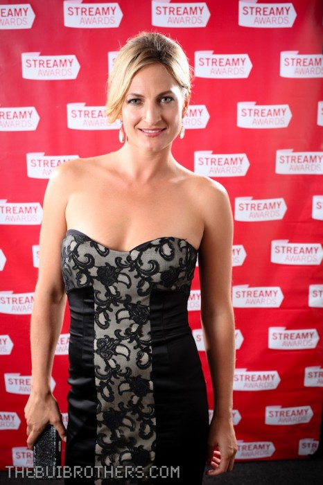 Zoë Bell photo at the Streamy Awards