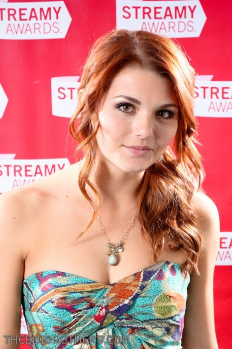 Jessica Lee Rose photo at the Streamy Awards