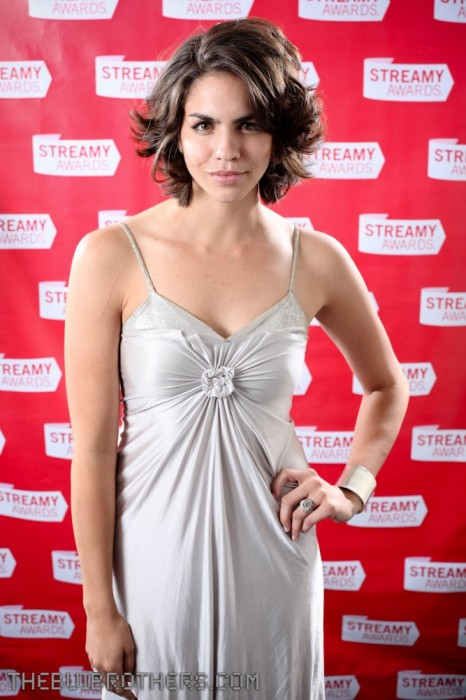 Kate Maloney photo at the Streamy Awards